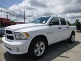 2015 Bright White Ram 1500 Express Crew Cab 4x4 #105575390