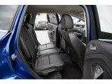 2016 Ford Escape SE 4WD Rear Seat