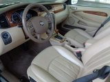 2008 Jaguar X-Type Interiors