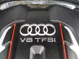 Audi S7 2016 Badges and Logos