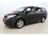 2012 Toyota Sienna V6 Data, Info and Specs
