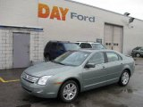 2009 Moss Green Metallic Ford Fusion SEL V6 #10542865