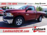 2015 Deep Cherry Red Crystal Pearl Ram 1500 Tradesman Regular Cab #105609454
