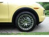 Porsche Cayenne 2012 Wheels and Tires