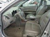 2004 Nissan Maxima Interiors