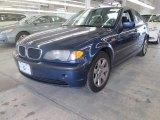 2004 Mystic Blue Metallic BMW 3 Series 325xi Sedan #105609482