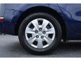 Hyundai Elantra 2011 Wheels and Tires
