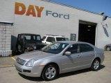 2008 Silver Birch Metallic Ford Fusion SE #10542868