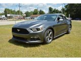 2015 Magnetic Metallic Ford Mustang V6 Coupe #105609585