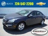 2016 Blue Ray Metallic Chevrolet Cruze Limited LT #105609578