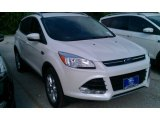 2016 White Platinum Metallic Ford Escape Titanium #105638560
