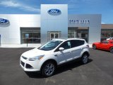 2016 White Platinum Metallic Ford Escape Titanium 4WD #105638938