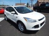 2016 Ford Escape White Platinum Metallic