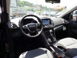 2016 Ford Escape SE 4WD Charcoal Black Interior