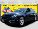 2016 Black Granite Metallic Chevrolet Cruze Limited LT #105638463