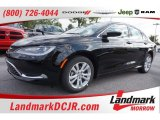 2015 Black Chrysler 200 Limited #105638684