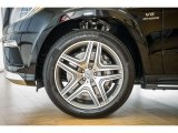 Mercedes-Benz GL 2014 Wheels and Tires