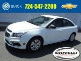 2016 Summit White Chevrolet Cruze Limited LS #105638843