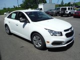 2016 Chevrolet Cruze Limited Summit White