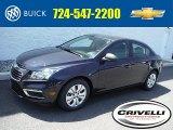 2016 Blue Ray Metallic Chevrolet Cruze Limited LS #105638842