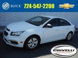 2016 Summit White Chevrolet Cruze Limited LS #105638841