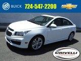 2016 Summit White Chevrolet Cruze Limited LTZ #105638840