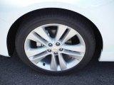 2016 Chevrolet Cruze Limited LTZ Wheel