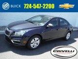 2016 Blue Ray Metallic Chevrolet Cruze Limited LS #105638839