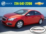 2016 Red Hot Chevrolet Cruze Limited LS #105638837