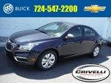 2016 Blue Ray Metallic Chevrolet Cruze Limited LS #105638836