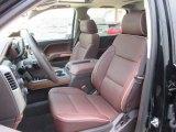 2015 Chevrolet Silverado 1500 Interiors