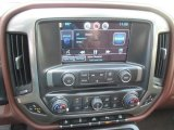 2015 Chevrolet Silverado 1500 High Country Crew Cab 4x4 Controls
