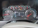 2015 Chevrolet Silverado 1500 High Country Crew Cab 4x4 Gauges