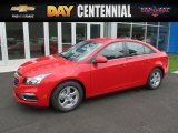 2016 Red Hot Chevrolet Cruze Limited LT #105638579