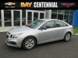 2016 Silver Ice Metallic Chevrolet Cruze Limited LS #105638578