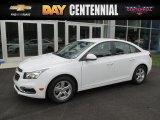 2016 Summit White Chevrolet Cruze Limited LT #105638577
