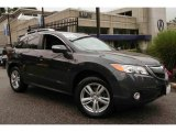 2013 Graphite Luster Metallic Acura RDX Technology AWD #105677314