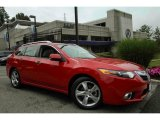 2014 Milano Red Acura TSX Sport Wagon #105677313