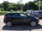 2016 Shadow Black Ford Escape Titanium 4WD #105677312