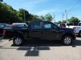 2015 Tuxedo Black Metallic Ford F150 XL SuperCrew 4x4 #105677308