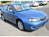 2008 Subaru Impreza 2.5i Wagon Data, Info and Specs