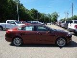 2015 Bronze Fire Metallic Ford Fusion SE #105677302