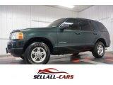 2004 Aspen Green Metallic Ford Explorer XLT 4x4 #105677225