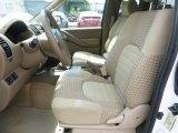 2005 Nissan Frontier Interiors