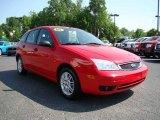 2005 Infra-Red Ford Focus ZX5 SE Hatchback #10548658