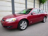 2006 Sport Red Metallic Chevrolet Impala SS #105694801