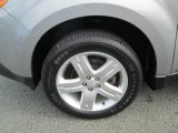 Subaru Forester 2009 Wheels and Tires