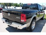 2009 Dodge Ram 1500 Laramie Quad Cab 4x4 Data, Info and Specs