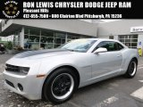 2012 Silver Ice Metallic Chevrolet Camaro LS Coupe #105698835