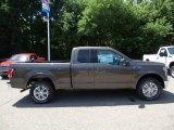 2015 Magnetic Metallic Ford F150 XLT SuperCab 4x4 #105698744